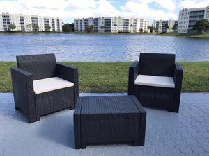 Patio outdoor furniture / muebles de patio for Sale in Hialeah, FL