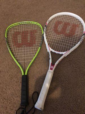 Wilson tennis rackets for Sale in Phoenix, AZ