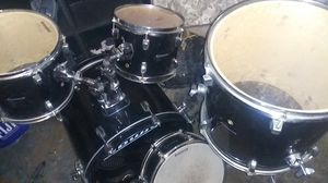 Ludwig Accent Combo 5-piece Drum Set rock n roll metal music band LIKE NEW GREAT CONDITION for Sale in Baldwin Park, CA