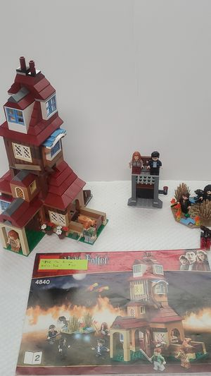 Lego Set - Harry Potter - 4840 - The Burrow for Sale in Homestead, FL