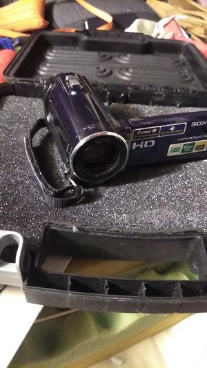 He Sony camcorder for Sale in Portland, OR