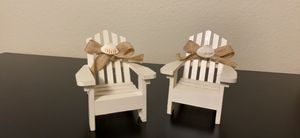 Handmade Etsy Mini Wooden Chairs for Sale in San Diego, CA