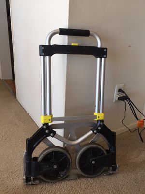 Foldable Hand Truck Cart Trolley for Sale in Arlington, VA
