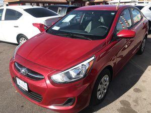 2016 Hyundai Accent $500 Down Delivers Habla español for Sale in Las Vegas, NV
