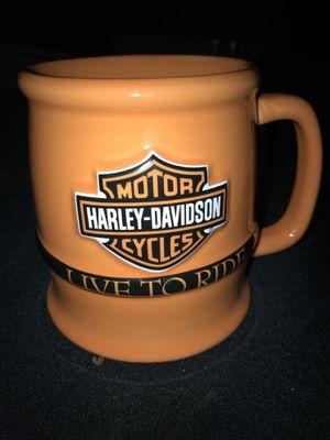 Harley Davidson motorcycle coffee mug for Sale in Skokie, IL