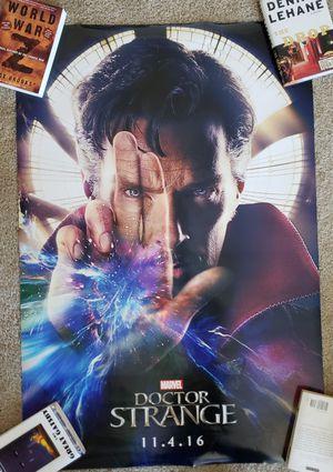 Doctor Strange Poster for Sale in Alexandria, VA