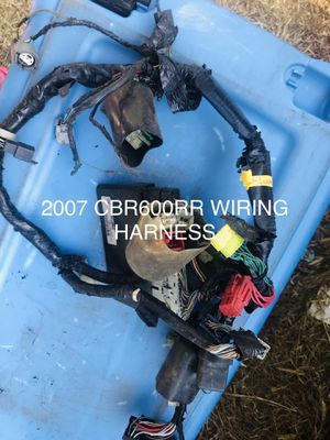 2007 Honda CBR600RR Wiring Harness for Sale in Santa Monica, CA
