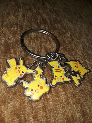 Pokemon keychain for Sale in Liberty, SC