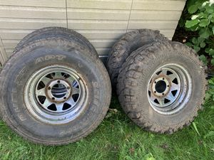 Tires and wheels for Sale in Beaverton, OR