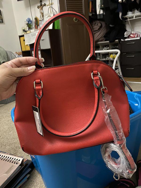 Red Guess purse/handbag
