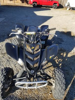 2003 yamaha raptor 660 for Sale in Palo Alto, CA