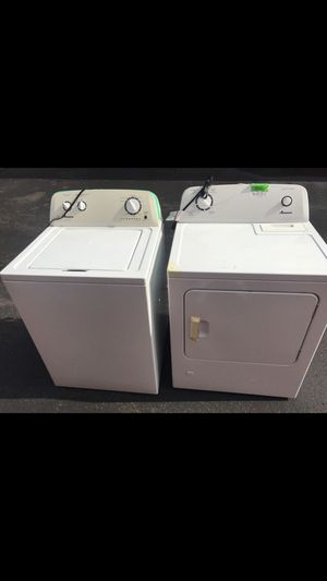 Washer and dryer ! Practically brand new! for Sale in Philadelphia, PA