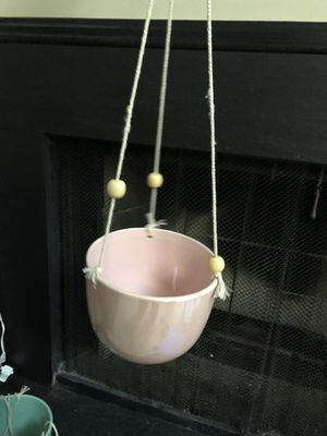2 hanging planters for Sale in Pittsburgh, PA