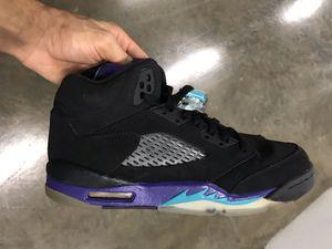 Jordan grape 5s for Sale in Medley, FL