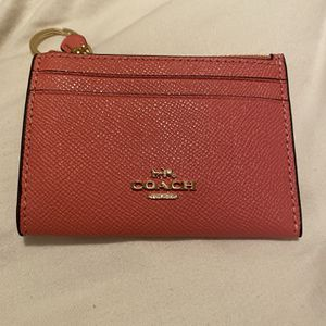 Coach Cards , Key And Coins Holder for Sale in Miami, FL