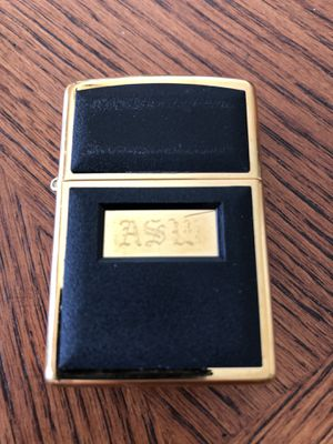 Zippo Lighter. —Brand New Never used. ASW Great For a collector for Sale in Lancaster, CA