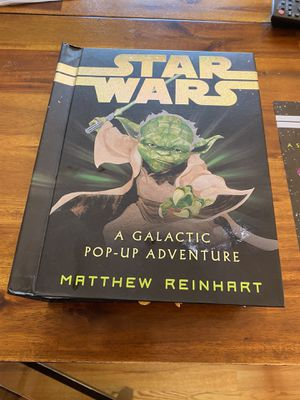 Star Wars pop up book for Sale in Jefferson City, MO