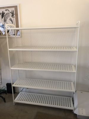 Ikea shelving unit for books or storage for Sale in Los Angeles, CA