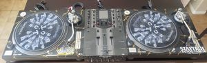 DJ equipment/ 2 Technics 1200's and Pioneer DJM-909 mixer w/effects for Sale in Las Vegas, NV
