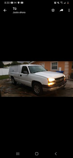 Chevy Silverado 2007 work truck for Sale in Tampa, FL