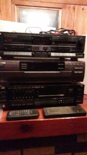 Stereo component system less speaker for Sale in Hazlet, NJ