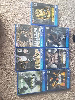 Ps4 games for Sale in Brunswick, OH