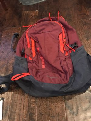 Patagonia backpack for Sale in Baton Rouge, LA