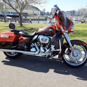 Harley-Davidson CVO Street Glide for Sale in Scottsdale, AZ