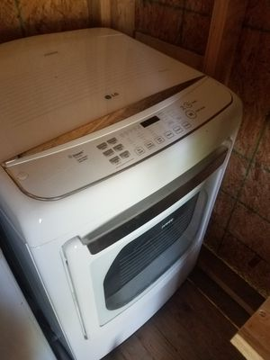LG Washer and Dryer set for Sale in Boyce, LA