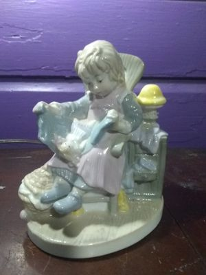 Porcelain Lisi Martin figure. Numbered for Sale in San Antonio, TX