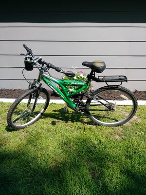 NEXT 21 Speed Dual Suspension Mountain Bike for Sale in Lino Lakes, MN