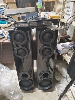 Lg surround sound system for Sale in Brookneal, VA