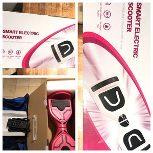Hover board pink brand new in box for Sale in Los Angeles, CA
