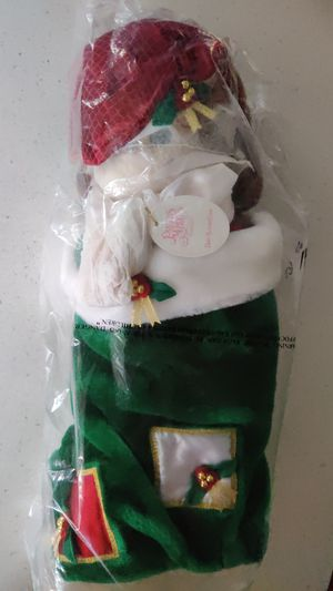 """1999 Precious Moments Stocking """"Holly"""" for Sale in Spring Valley, CA"""