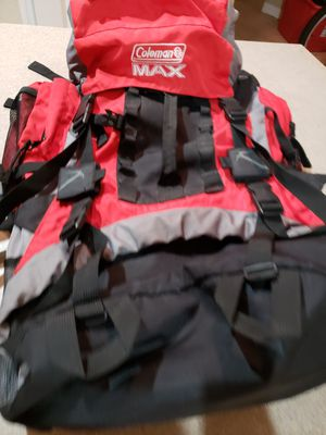 Coleman Max Hiking backpack for Sale in Saint AUG BEACH, FL