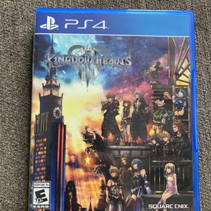 Kingdom Hearts 3 for Sale in East Meadow, NY