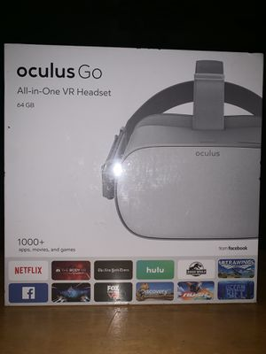 Oculus Go All-in-One VR Headset for Sale in Albany, NY