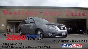 2015 Nissan Pathfinder for Sale in Fresno, CA