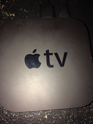 Apple Tv 3rd Generation for Sale in Dover, FL