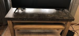 Bluestone marble tv stand for Sale in Millvale, PA
