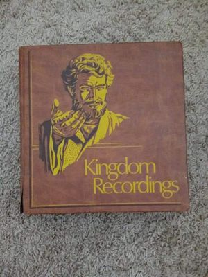 1978 - 1981 Kingdom Recordings on Cassette for Sale in Chicago, IL