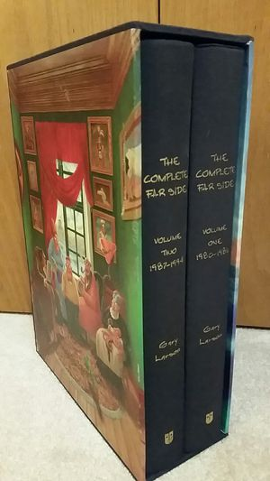 Far Side The Complete Collection 1980-1986 for Sale in Federal Way, WA