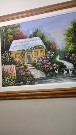 Cottage painting for Sale in Painesville,  OH