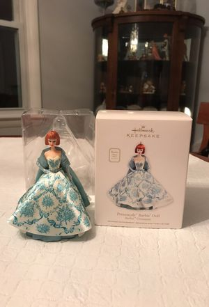 Holiday Barbie Ornament for Sale in Annandale, VA