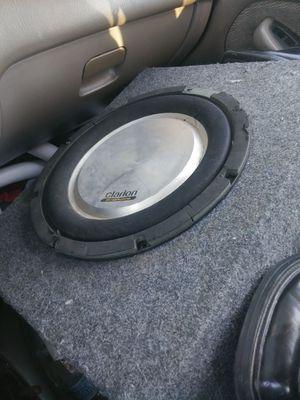 Clarion pro audio speaker for Sale in Homeland, CA