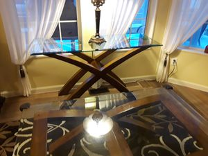 Macy's Table Set - Accepting Reasonable Offers for Sale in Modesto, CA