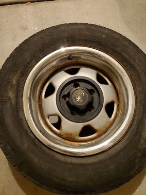 """Jeep Cherokee/Wrangler 15"""" Wheel for Sale in Riverton, UT"""