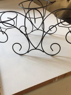 Plant Holder Metal for Sale in Vancouver,  WA