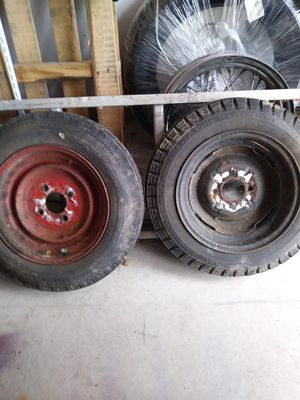 Trailer tire rims for Sale in Rittman, OH