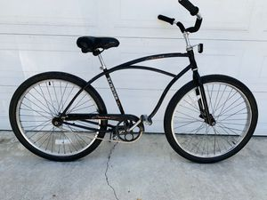VINTAGE SCHWINN MEN' S BEACH CRUISER BIKE for Sale in Carlsbad, CA